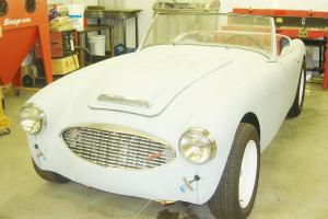 1960 Austin Healey 3000 Mark I Photo