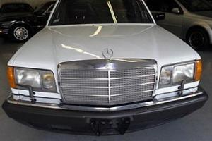 NOT EVEN ONE SCRATCH! BURGENDY INTERIOR SERVICED STUNNING CAR LIKE 560SEL 420SEL