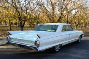 2 Door All Original Cadillac Series 62 !!! (survivor)