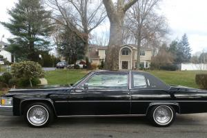 1977 CADILLAC COUPE DEVILLE ONLY 62,000 MILES