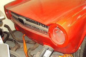 Triumph TR6 Project tax exempt Photo
