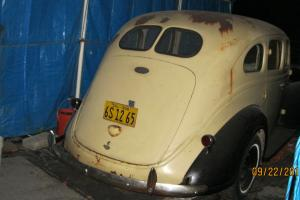 1938 Fastback Plymouth