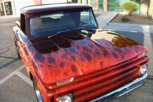 1966 Chevy C10 Short Box  RESTORED Show and GO -  BIG BLOCK POWER - SEE VIDEO