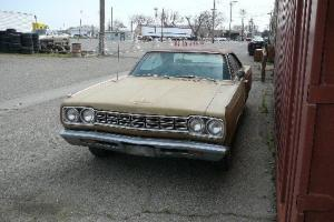 1968 Plymouth Satellite Sport 5.2L