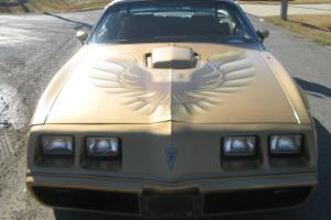 1979 Trans Am Gold Edition Fully Restored