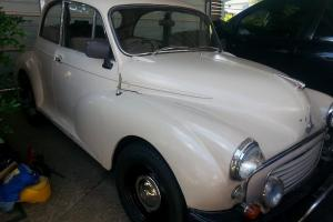 1960 2DR Morris Minor in Brisbane, QLD