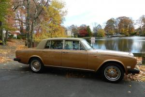 1978 ROLLS ROYCE SILVER SHADOW 4 DR SEDAN 29K LOW MILES MINT AC 100% CLEAN WOW Photo
