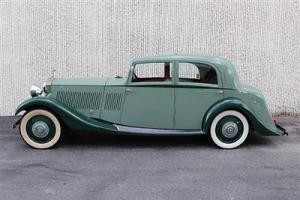 1934 ROLLS-ROYCE 20/25 Photo