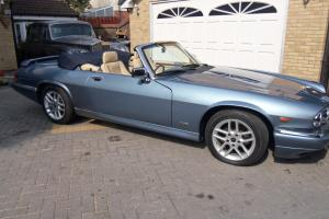 JAGUAR XJS V12 CONVERTIBLE 1988 SUPERB CAR. LOTS OF HISTORY.
