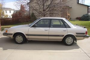 1988 Subaru GL, Vin #JF1AC43B6JC219177, NADA Suggested Retail $2,200 - $4,800