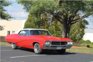 1968 Numbers Matching Buick Skylark Custom Convertible GS Clone