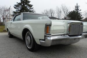 1970 Lincoln Mark 3 - 11,444 ACTUAL MILES - BEAUTIFUL - MUST SEE AND DRIVE!!