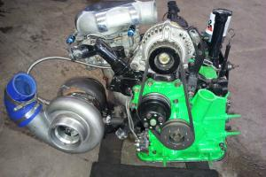 Mazda rx7 1991 13b Turbo racing 6 port