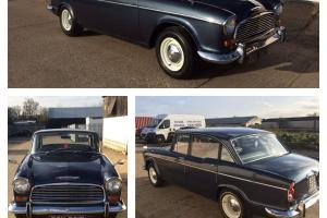 1966 Humber Hawk With Over Drive 42K tax and Mot'd classic car project