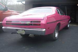 1970 Plymouth Duster 340 Factory H code FM3 Panther Pink Photo