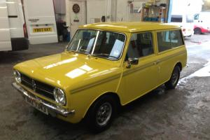 1979 AUSTIN MORRIS MINI CLUBMAN 1100cc ESTATE AMAZING CONDITION may p/x,offers
