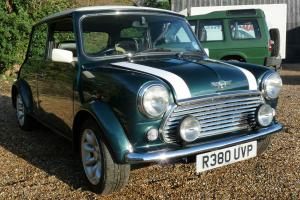 1998 ROVER MINI COOPER 1.3 MPi British Racing Green