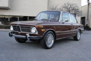 BEAUTIFUL 2002 BMW 2002Tii, FROM BILL COSBY'S COLLECTION, SERVICED