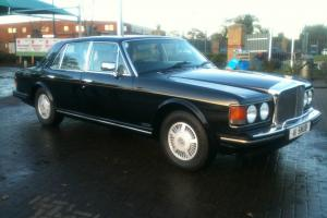 Bentley Eight 1986 91,000 Miles New M.O.T Main dealer History **OPEN TO OFFERS**