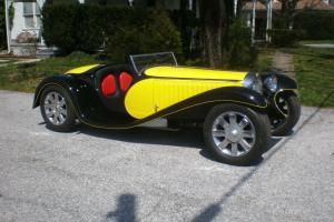 1935 Bugatti T-55 Replica BuildUp