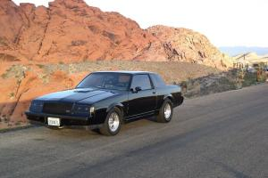 1987 Buick Grand National (turbo Regal G-body)
