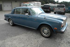 1979 Rolls Royce Silver Shadow Rare Right Hand Drive No Reserve!!!!! Photo
