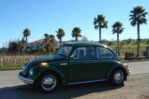 1970 Restored Volkswagen Classic Beetle Converted All-Electric Vehicle Show Car