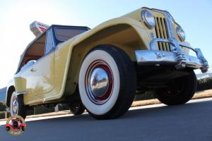 1949 Willys Overland Jeepster / Classic w/overdrive