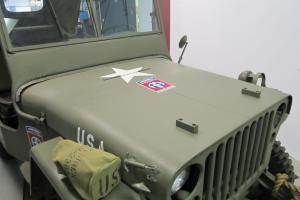 1944 Willys MB Jeep FULLY RESTORED WW2 JEEP, GPW