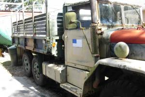 1971 Military Troop-Carrier/Cargo Truck, M35A2, 2.5 Ton, 6WD - NO RESERVE