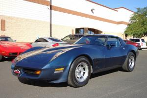 1981 Chevrolet Corvette coupe w/ 89k original miles & matching numbers