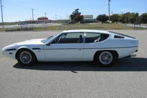 1970 LAMBORGHINI ESPADA  RARE SUPER CAR ,35K ORIGINAL MILES ,RUNS EXCELLENT