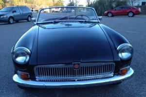 1967 MGB Convertible Rare Find!
