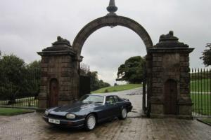 1991 JAGUAR SPORT XJR-S 6.0 AUTO (metalic racing blue)