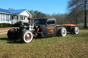 1941 chevorlet custom RAT ROD, Must see one of a kind Hot Rod, Show Truck