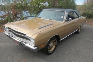1969 DODGE DART GTS 340C.I./275H.P. ONLY 2623 MADE