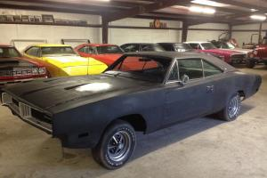 1969 Dodge Charger RT SE All Numbers Matching 440/727 Auto RUST FREE RARE 69 NR!