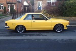 DATSUN BLUEBIRD SSS COUPE 1770cc 1981 VERY RARE
