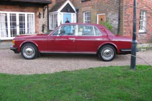 1992 ROLLS ROYCE SILVER SPIRIT II Photo