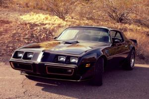 1979 Special Edition Smokey and The Bandit Black 400 4 spd WS6 T-Tops 1 of 1107