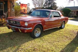 1966  Ford Mustang Restored