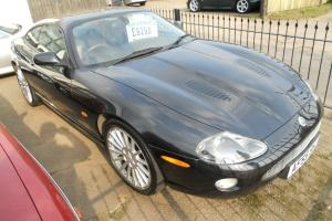 2005 JAGUAR XKR BLACK