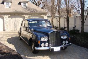 1964 Rolls Royce Phantom V Touring Limousine RHD James Young Fully Restored