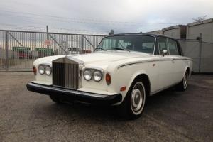1976 Rolls Royce Silver Shadow (Long Wheel Base) Located near CHICAGO L@@K !!!