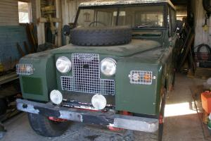 1963 Land Rover Series II