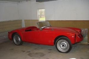 1958 MGA ROADSTER Photo