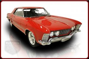 63 Buick Rivera Original 401ci/325HP Wildcat V8 Twin Turbine Dynaflow Automatic