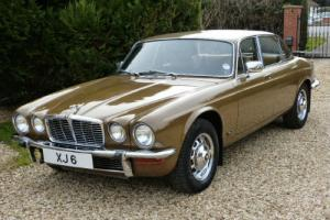 1978 S Jaguar 4.2 XJ6 L AUTO Photo