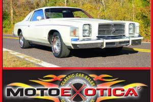 1979 CHRYSLER 300- 31,050 ORIGINAL MILES-1 OF 5500 BUILT-POWER STEERING & BRAKES