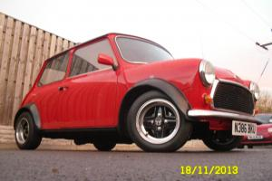 !!!REDUCED!!! RESTORED 1995 CUSTOM MINI SPRITE 1275 MANUAL Photo